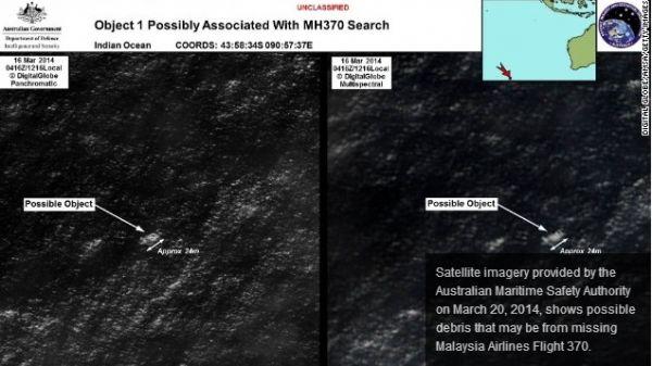 boeing 777 odnaleziony! zobacz na mapie, gdzie znaleziono samolot