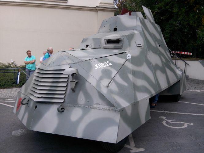 Wóz pancerny Kubuś