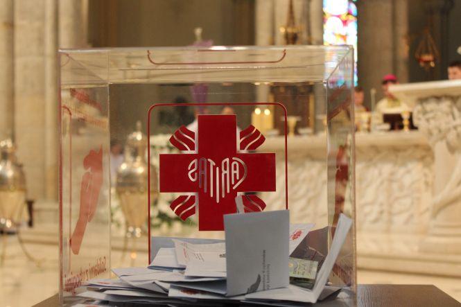 Niedziela Miłosierdzia: Caritas zbiera dla Syrii