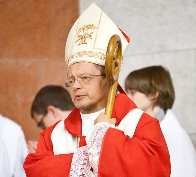 Metropolita łódzki abp Grzegorz Ryś