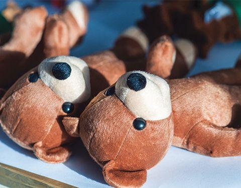 Zabawki, które powstają w koszalińskiej fabryce zabawek