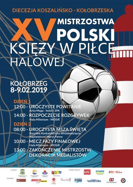 W zdrowym ciele - zdrowy duch. Księża z całej Polski wezmą udział w Mistrzostwach Polski w Piłce Halowej.