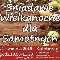 Śniadania Wielkanocne dla osób samotnych zorganizują w Słupsku i w Kołobrzegu