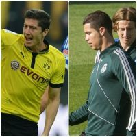 Cristiano Ronaldo, Robert Lewandowski