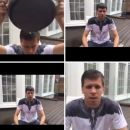 Ice Bucket Challenge: Wojciech Szczęsny zmrożony :)