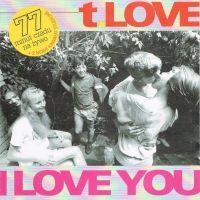 I Love You - T.Love