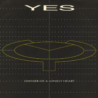 Owner Of A Lonely Heart - Yes, Max Graham